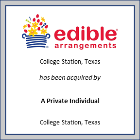 Tombstone of Edible Arrangements College Station